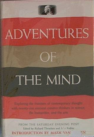 Adventures Of The Mind Saturday Evening Post 1959 Hard Cover/Jacket/Slipcase