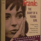 Diary of a Young Girl Anne Frank 1959 Paperback
