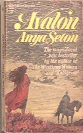 Avalon Anya Seton 1966 Paperback