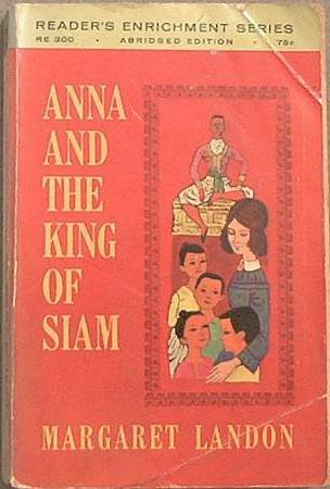 Anna And The King Of Siam Margaret Landon 1963 Paperback