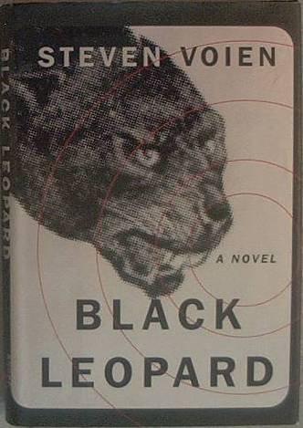 Black Leopard Steven Voien 1997 HC/DJ