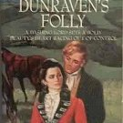 Dunraven's Folly Dawn Lindsey 1989 Paperback