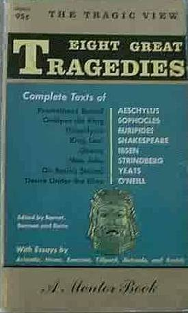 Eight Great Tragedies Mentor Book (MQ 461) 1963 Paperback