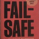 Fail Safe Eugene Burdick Harvey Wheeler 1964 Paperback