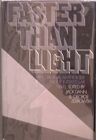 Faster Than Light Sci-Fi Anthology 1976 HC/DJ