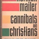 Cannibals And Christians Norman Mailer 1967 Paperback