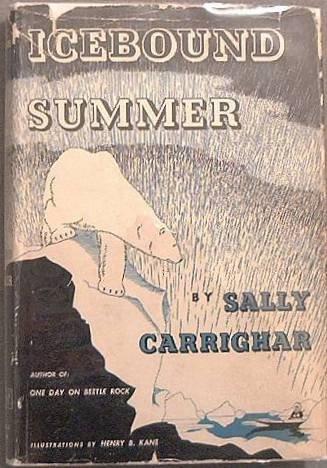 Icebound Summer 1953 HC/DJ