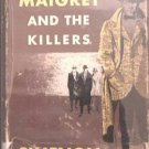 Inspector Maigret & The Killers Georges Simenon 1954 HC/DJ