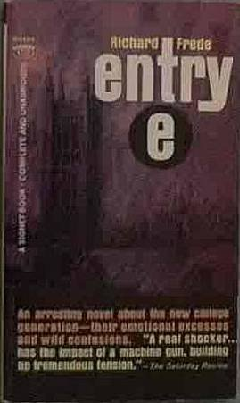 Entry E Richard Frede 1964 Paperback