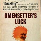 Omensetter's Luck William H Gass 1967 Paperback