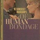 Of Human Bondage W Somerset Maugham 1964 Paperback