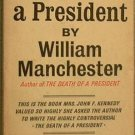 Portrait Of a President John F Kennedy in Profile William Manchester 1967 Paperback