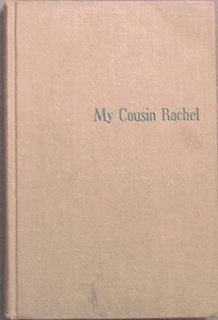 My Cousin Rachel Daphne Du Maurier 1952 Hard Cover