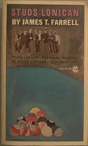 Studs Lonigan James Farrell 1965 Paperback