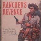 Rancher's Revenge Max Brand 1959 Paperback