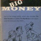 The Big Money John Dos Passos 1961 Paperback