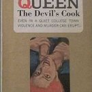 The Devil's Cook Ellery Queen 1966 Paperback