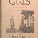 The Girls John Bowen 1987 HC/DJ