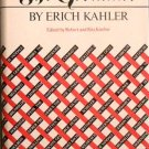 The Germans Erich Kahler 1974 HC/DJ