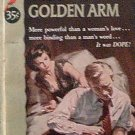 The Man With The Golden Arm Nelson Algren 1951 Paperback