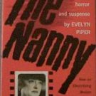 The Nanny Evelyn Piper 1965 Paperback