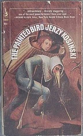 The Painted Bird Jerzy Kosinski 1966 Cardinal Paperback