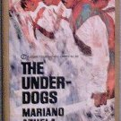 The Underdogs Mariano Azuela c1980 Paperback