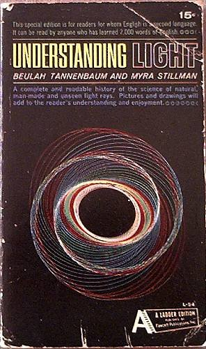 Understanding Light Beulah Tannenbaum Myra Stillman James Morrissey 1968 Paperback