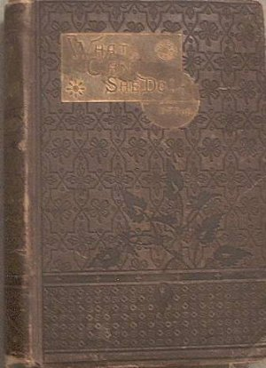 What Can She Do? Edward Payson Roe 1873 Hard Cover