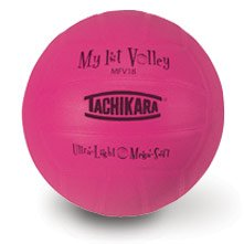 TACHIKARA MY 1ST VOLLEY VOLLEYBALL PINK