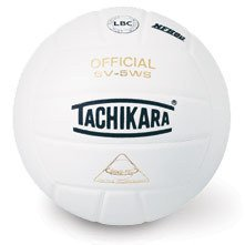 TACHIKARA SV5WS VOLLEYBALL WHITE NEW volley balls