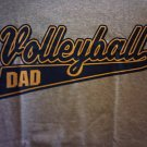 VOLLEYBALL DAD T-SHIRT XL NEW tee shirts 50 CENTS