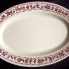 Buffalo China Oneida Horse Roman Platter Restaurant