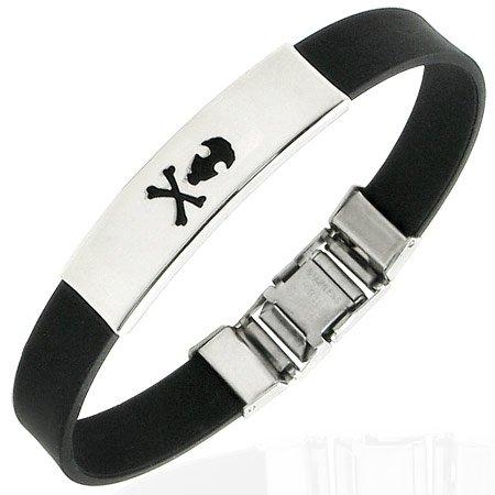 X- Stainless Bracelet