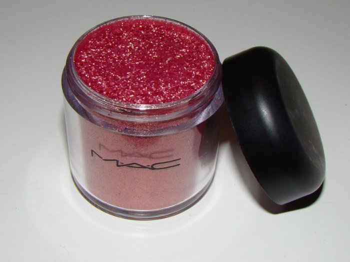MAC pigment 1/4 tsp sample - Rose