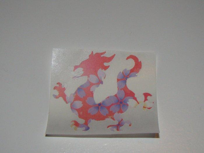 25 Handmade Dragon Stickers