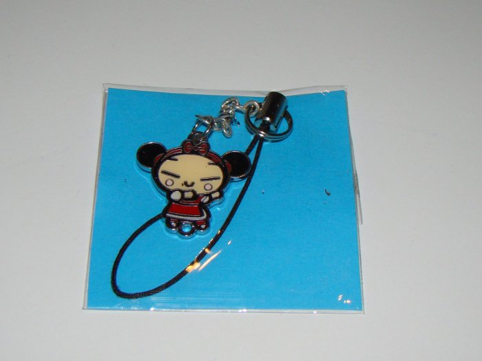 Red Pucca cell charm