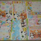 Kamio Panda Burger loose sheets
