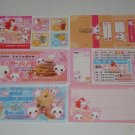 Kamio Sweet rabbits mini bill style loose sheets