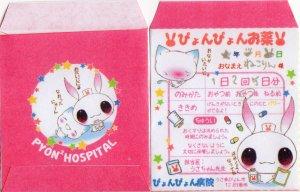San-x kawaii rabbits handmade envies