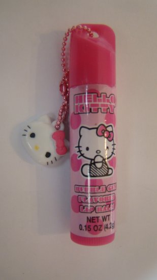 Hello Kitty Bubble Gum Flavored Lip Balm