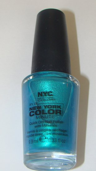 NYC In A New York Color Minute Quick Dry Nail Polish