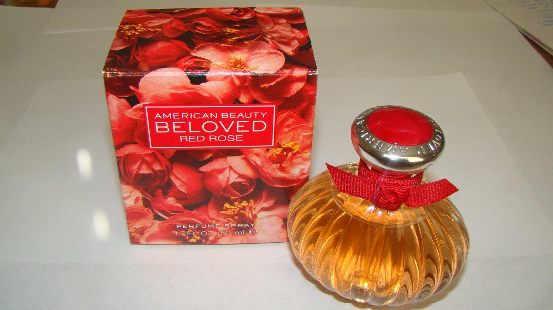 """American Beauty Beloved """"Red Rose"""" Parfum"""