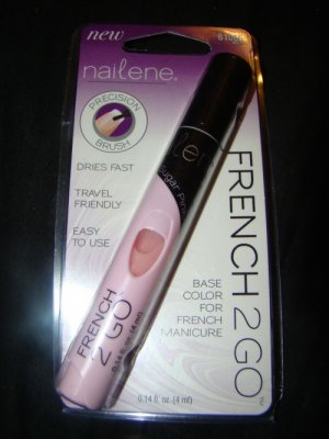 Nailene French2Go base color for french Sugar Pink