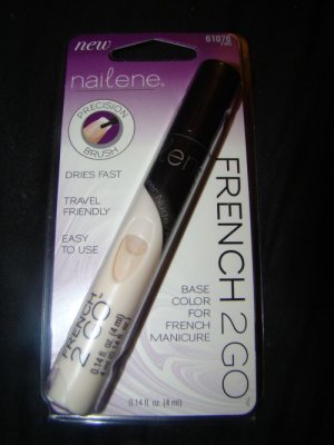 Nailene French2Go base color for french Sheer Nude