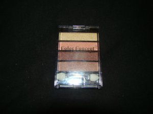 Color Concept 4 Shades Eyeshadow Compact Earthy Colors