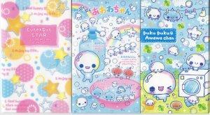 Kamio Awawa Chan & Cute*Dot STAR Envelopes