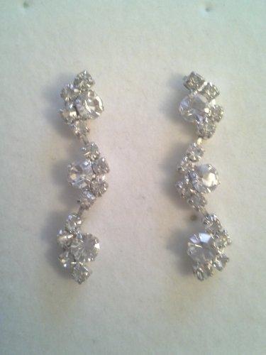 Beautiful Cubic Zurconia Dangle Fashion Earrings