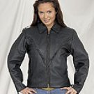 Ladies Mototcycle Jacket (3X)