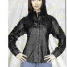 Ladies Leather Shirt (X-Large)